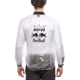 Kini Red Bull Rainjacket Jakke Herrer gennemsigtig
